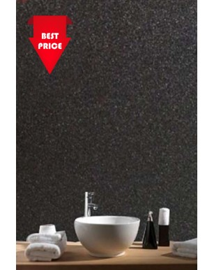 Black Pearl Bathroom Wall Panel 1000x2400x10mm Thick Cladding.................